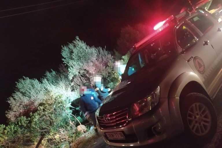 Χαλκιδική: Σκοτώθηκε σε τροχαίο 23χρονος οδηγός! Αυτοψία στο σημείο της τραγωδίας (Φωτό)