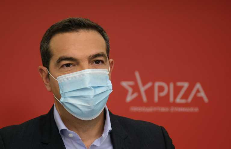 Τσίπρας: Κυβερνητική συγκάλυψη της υπόθεσης Λιγνάδη – Αυτογελοιοποιήθηκε η Μενδώνη