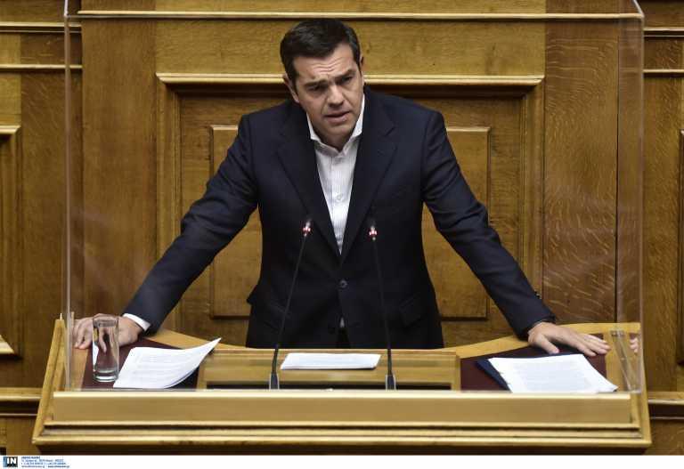 Τσίπρας για επέκταση ναυτικών μιλίων: Ο πρωθυπουργός να αναλάβει τις ευθύνες του