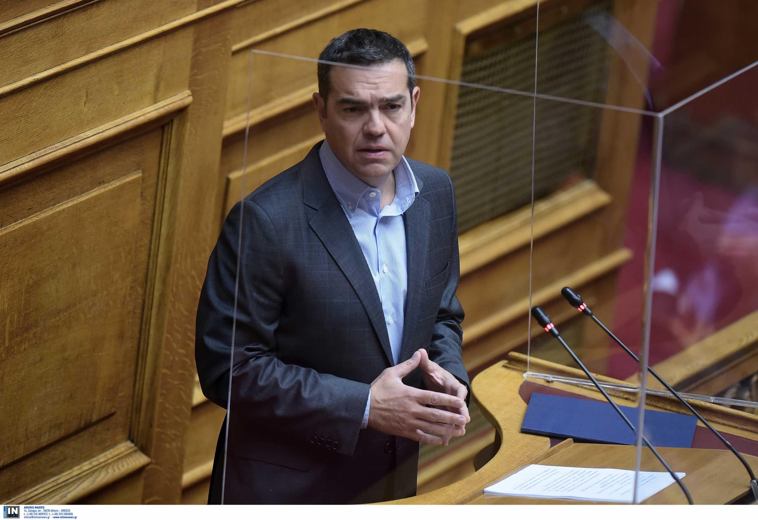 Αλέξης Τσίπρας: Η τακτική που θα ακολουθήσει στην συζήτηση για τον Λιγνάδη στην Βουλή