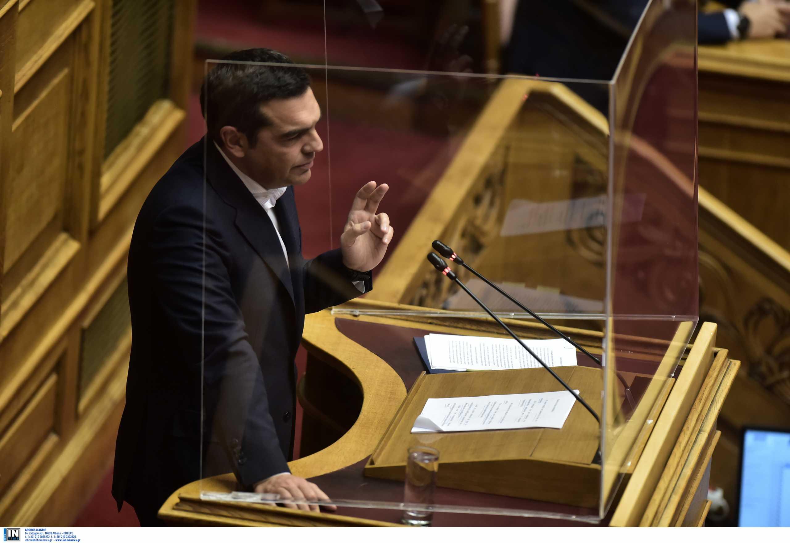 Βουλή Live: Οι ομιλίες των πολιτικών αρχηγών για τον προϋπολογισμό