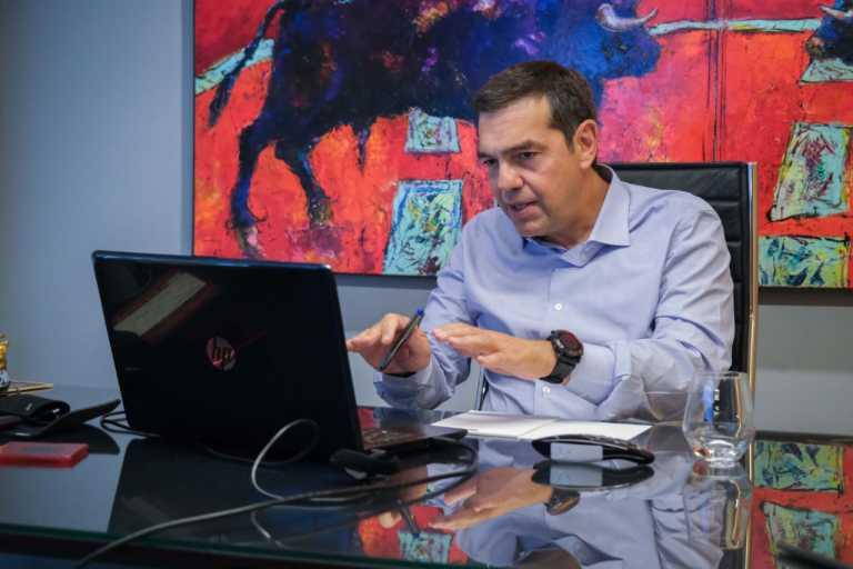 Σύσκεψη Τσίπρα με λοιμωξιολόγους: Να υπάρξει πλήρης διαφάνεια επιδημιολογικών στοιχείων ανά περιφέρεια