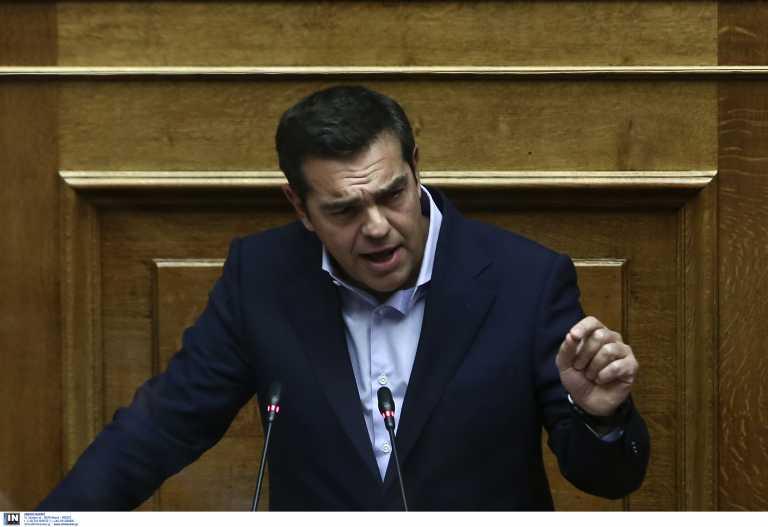 Στα «κάγκελα» ο ΣΥΡΙΖΑ για τις συναθροίσεις – Δριμύ κατηγορώ Τσίπρα εναντίον της κυβέρνησης