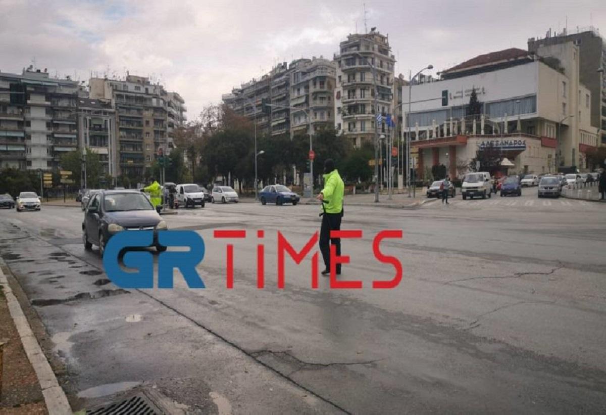 Κορονοϊός: Σαρωτικοί έλεγχοι για παραβάτες στη Θεσσαλονίκη (video)