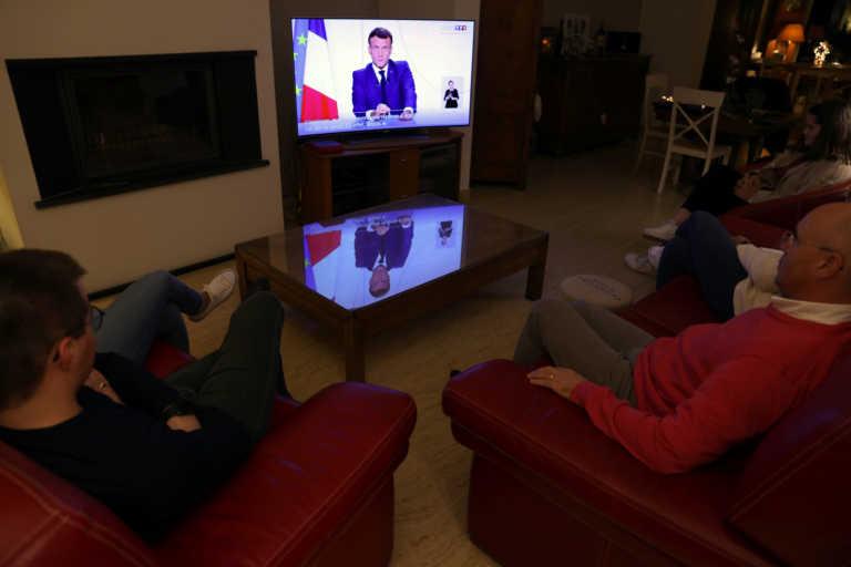 Γαλλία: 3,5 εκατομμύρια πολίτες έμειναν ξαφνικά χωρίς τηλεόραση και ραδιόφωνο