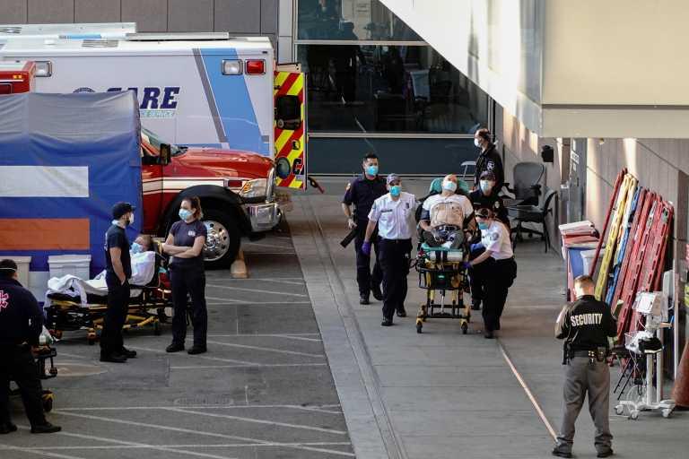 Κορονοϊός: Πρόβλεψη σοκ για 500.000 νεκρούς στις ΗΠΑ
