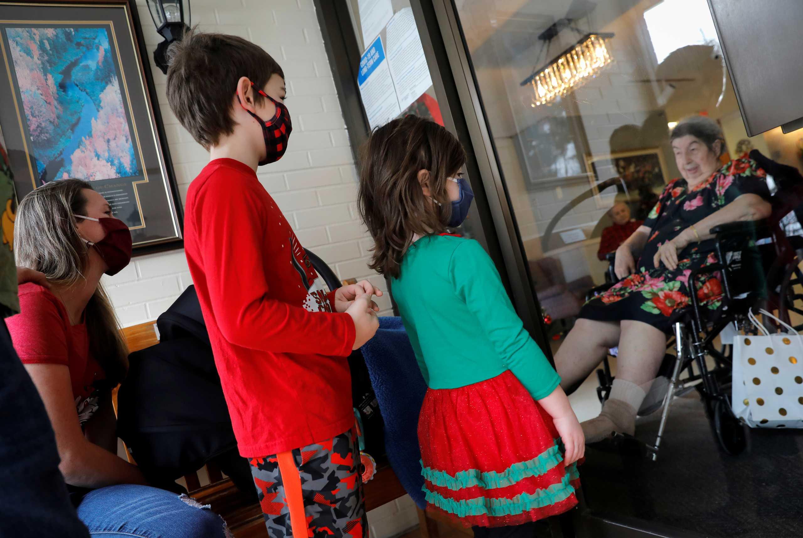 Κορονοϊός – ΗΠΑ: Έχουν νοσήσει 2,5 εκατ. παιδιά