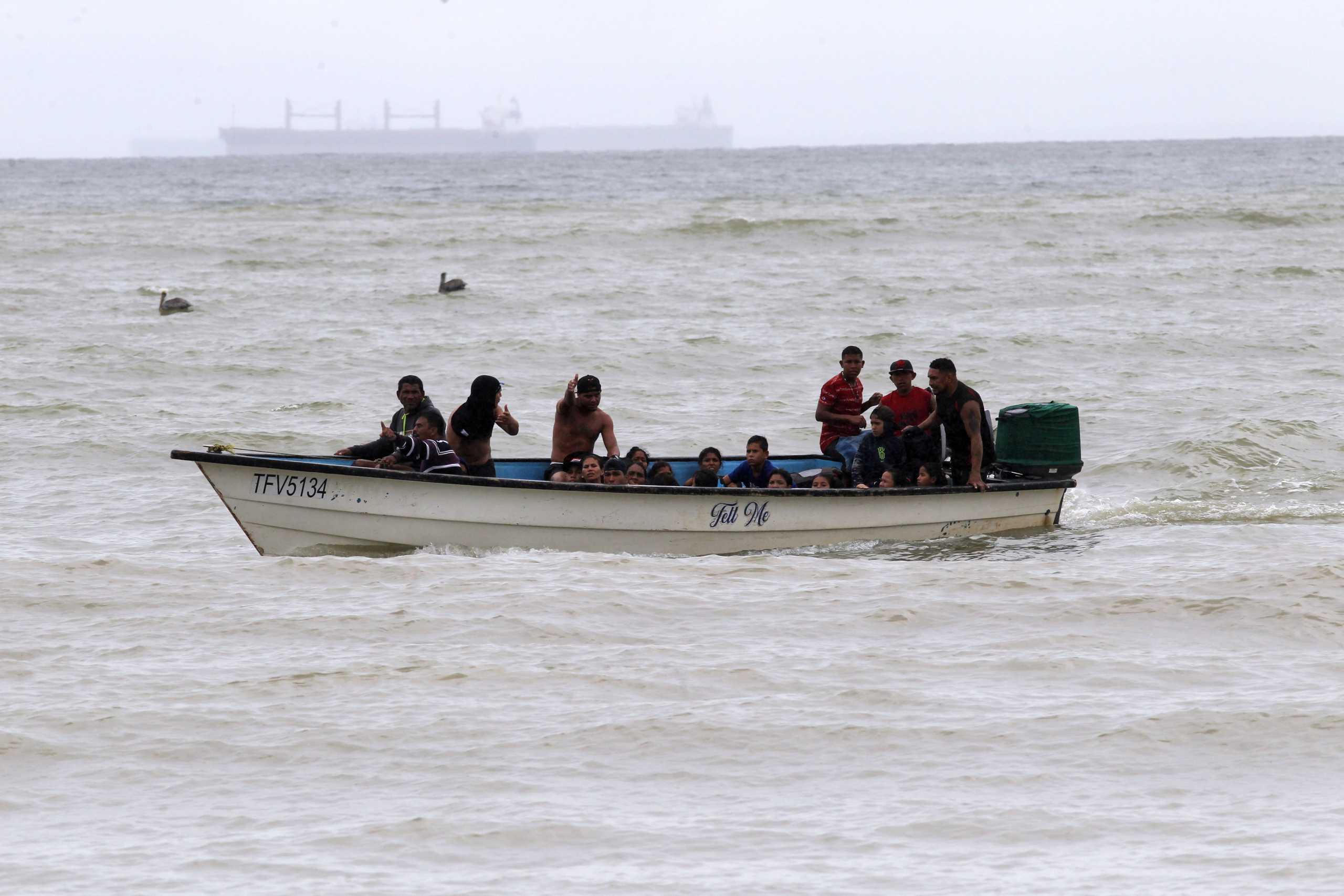 Τουλάχιστον 20 μετανάστες νεκροί σε ναυάγιο στην Βενεζουέλα