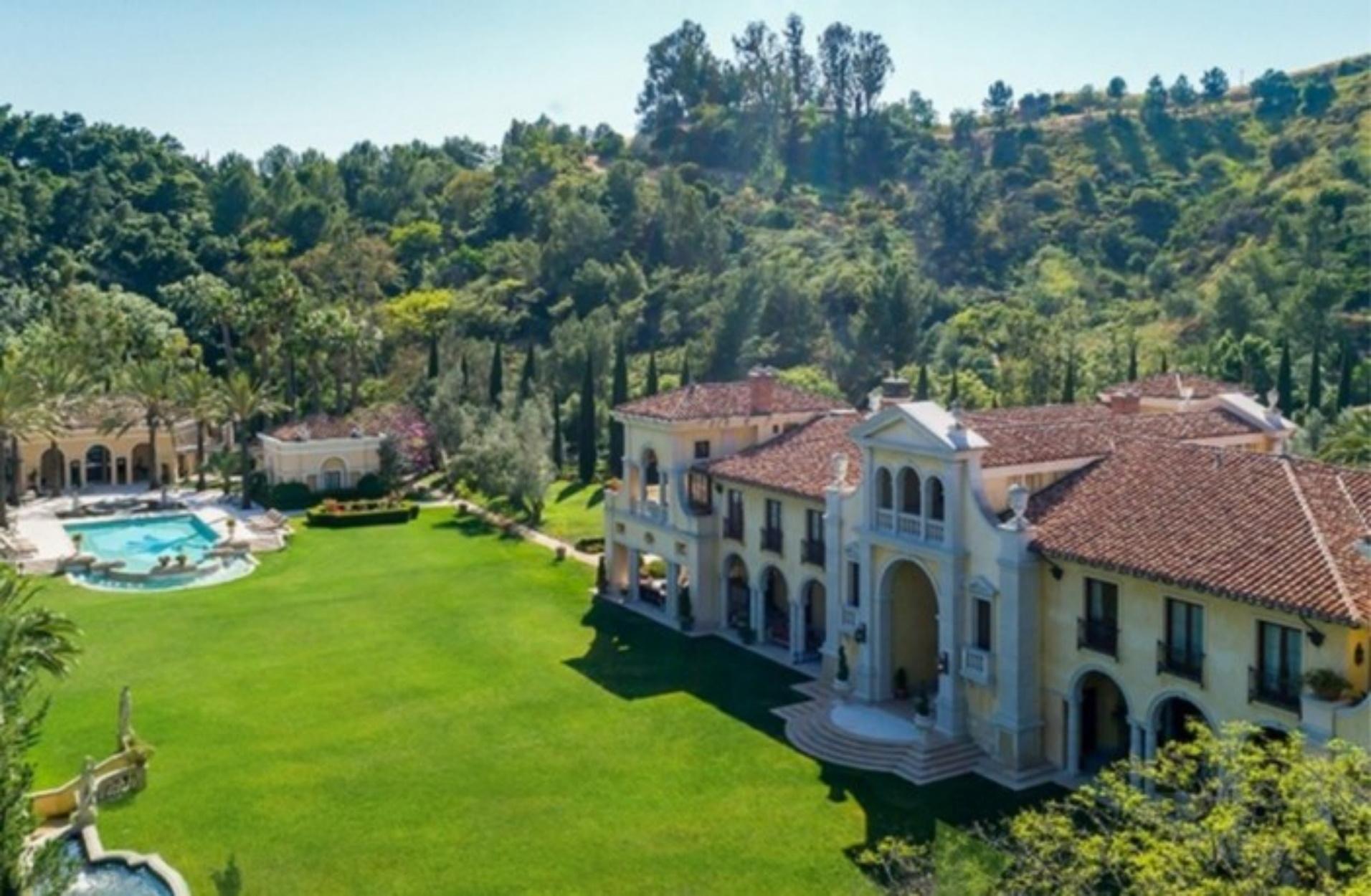 Villa Firenze: Μια από τις πιο ακριβές κατοικίες στον κόσμο αυτή την στιγμή