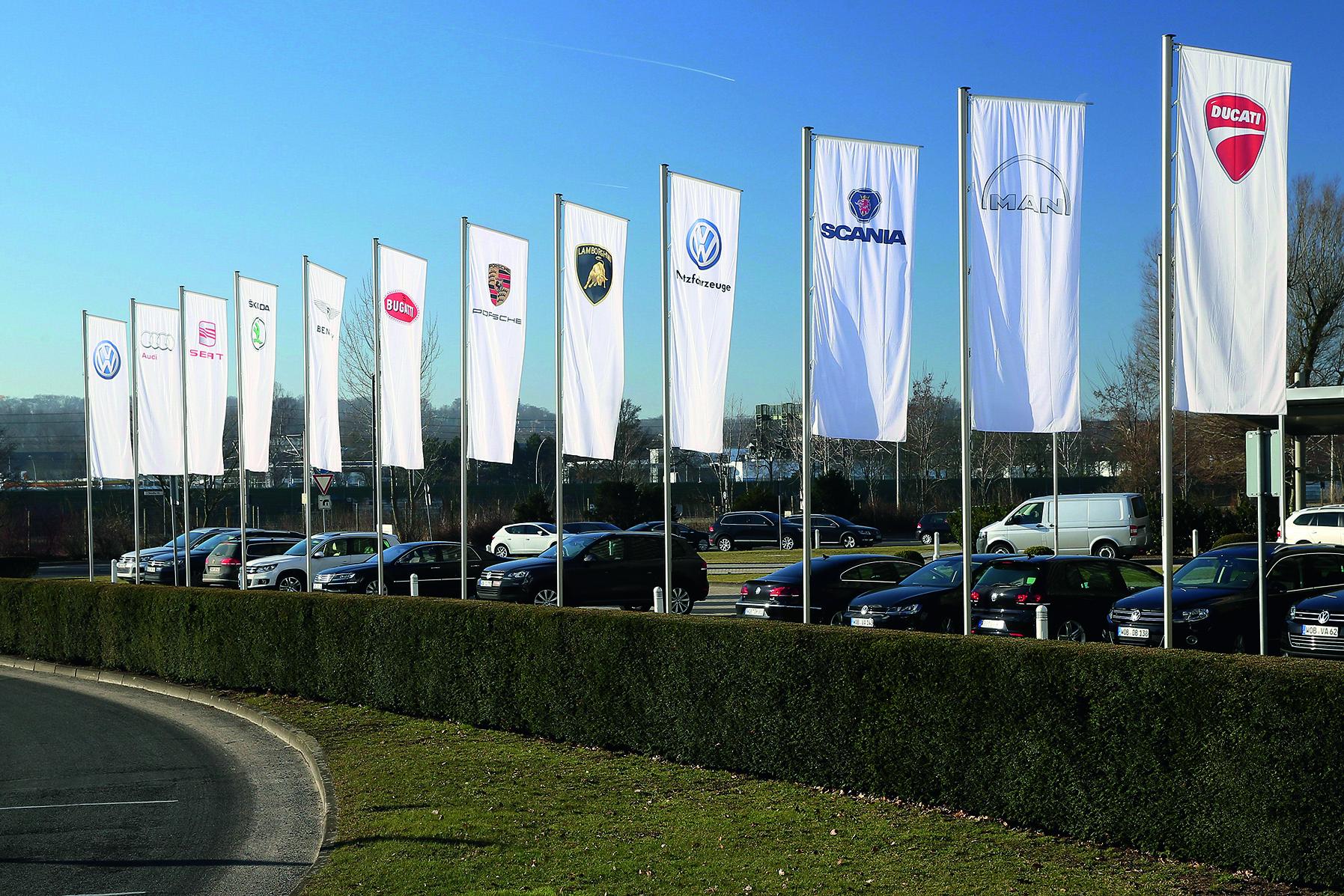 Volkswagen Group: Θα κρατήσει τις Lamborghini και Ducati