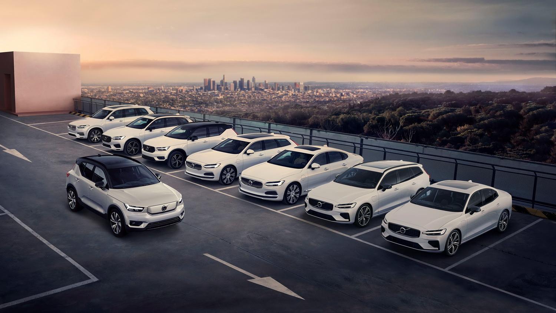 Όλα τα Volvo θα είναι ηλεκτρικά από το 2030