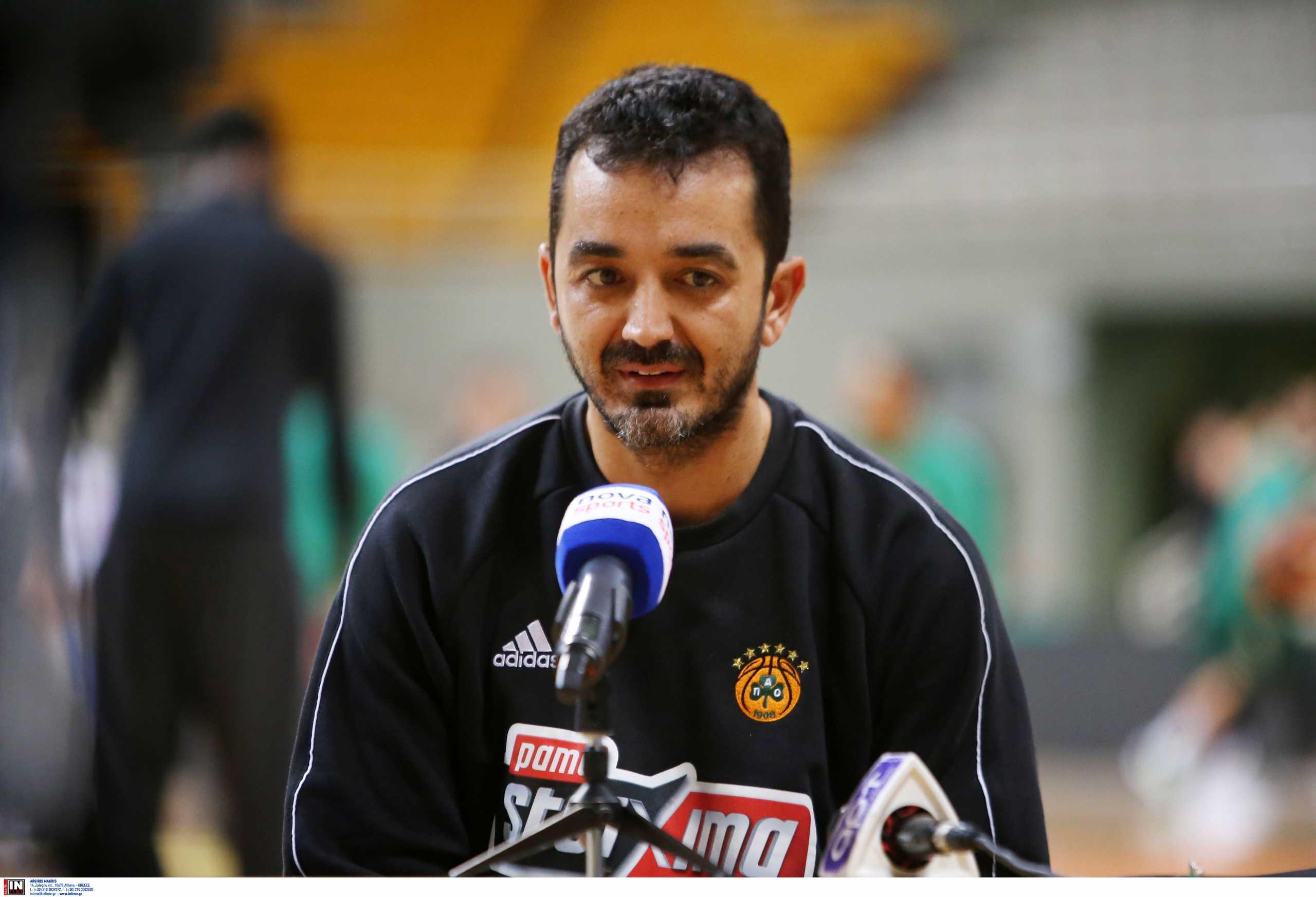 Παναθηναϊκός – Βόβορας: ««Το παιχνίδι με την Άλμπα θα δείξει την νοοτροπία της ομάδας»