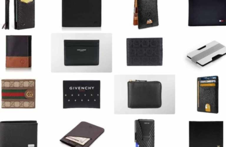 15 πορτοφόλια που αξίζει να κουβαλάτε μαζί σας το 2021