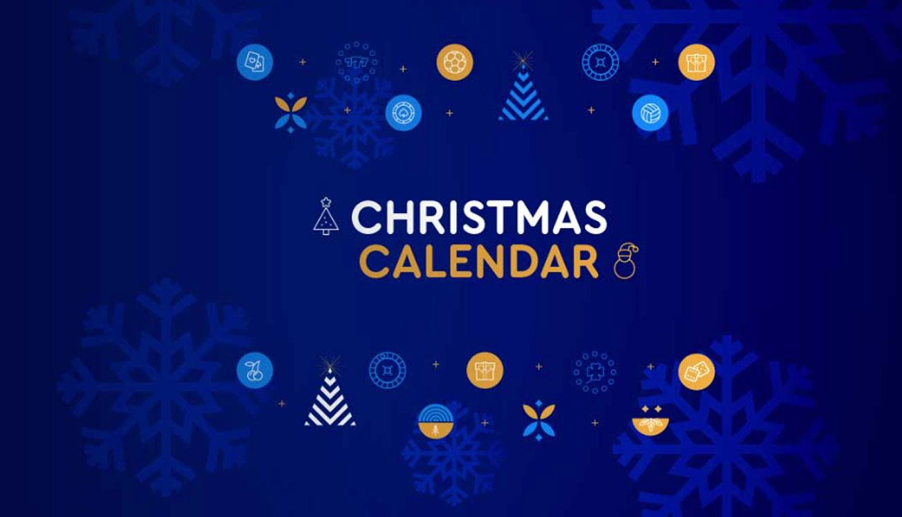 Το Christmas Calendar της Stoiximan ήρθε για να κάνει το παιχνίδι σου καλύτερο αυτά τα Χριστούγεννα