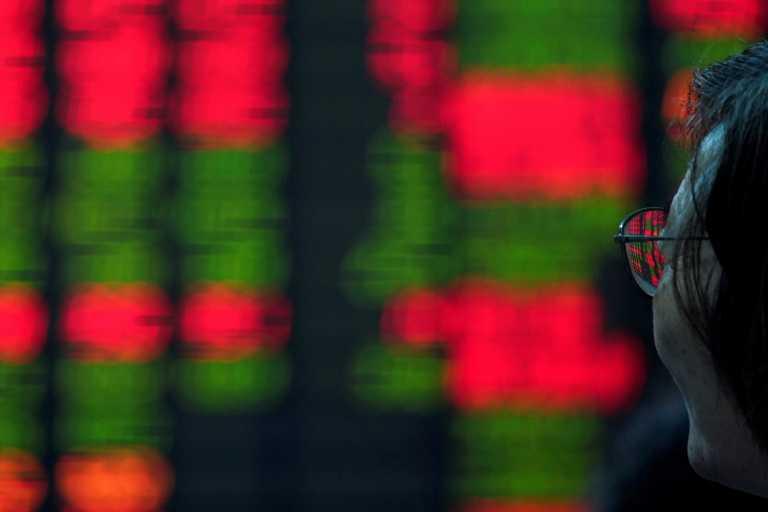 Χρηματιστήριο: Πτώση 0,50% και κλείσιμο στις 796,77 μονάδες