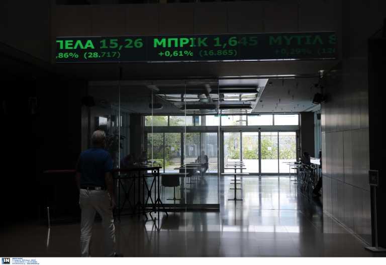 Χρηματιστήριο: Νέα άνοδος 1,80%, πάνω από τις 817 μονάδες ο δείκτης