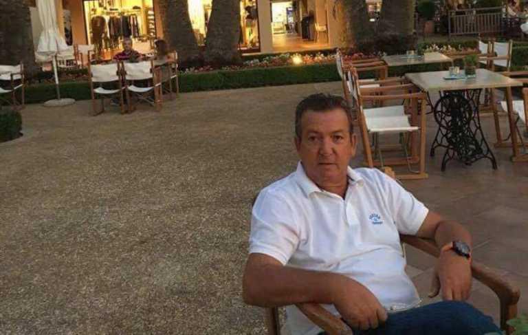 """Πέθανε από κορονοϊό ο επιχειρηματίας Χρήστος Τσιόλιας της """"Oxford Company"""""""
