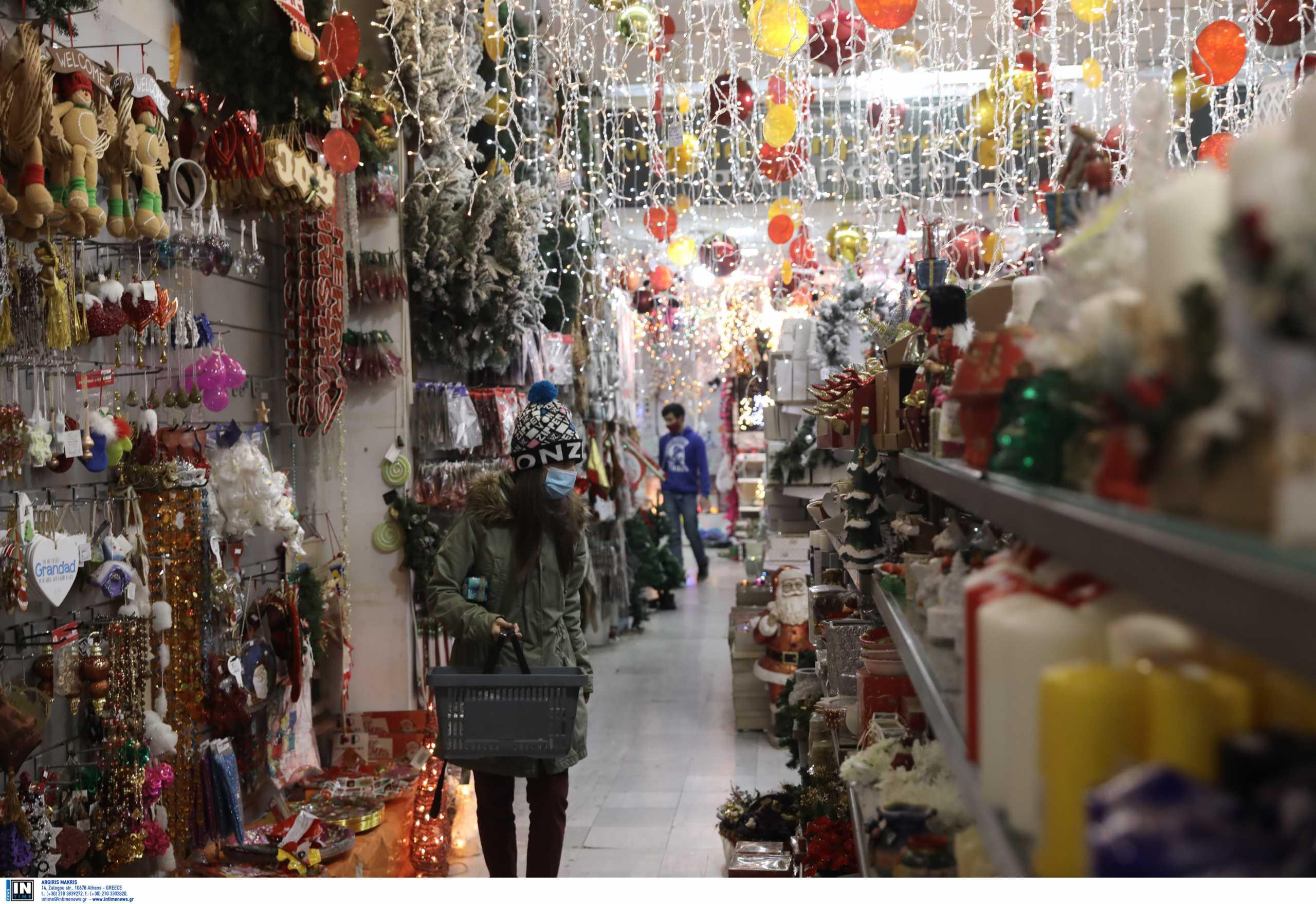 Γεωργιάδης: Διευρυμένο ωράριο στα καταστήματα με τα Χριστουγεννιάτικα – Συμβουλευτήκαμε τους ειδικούς