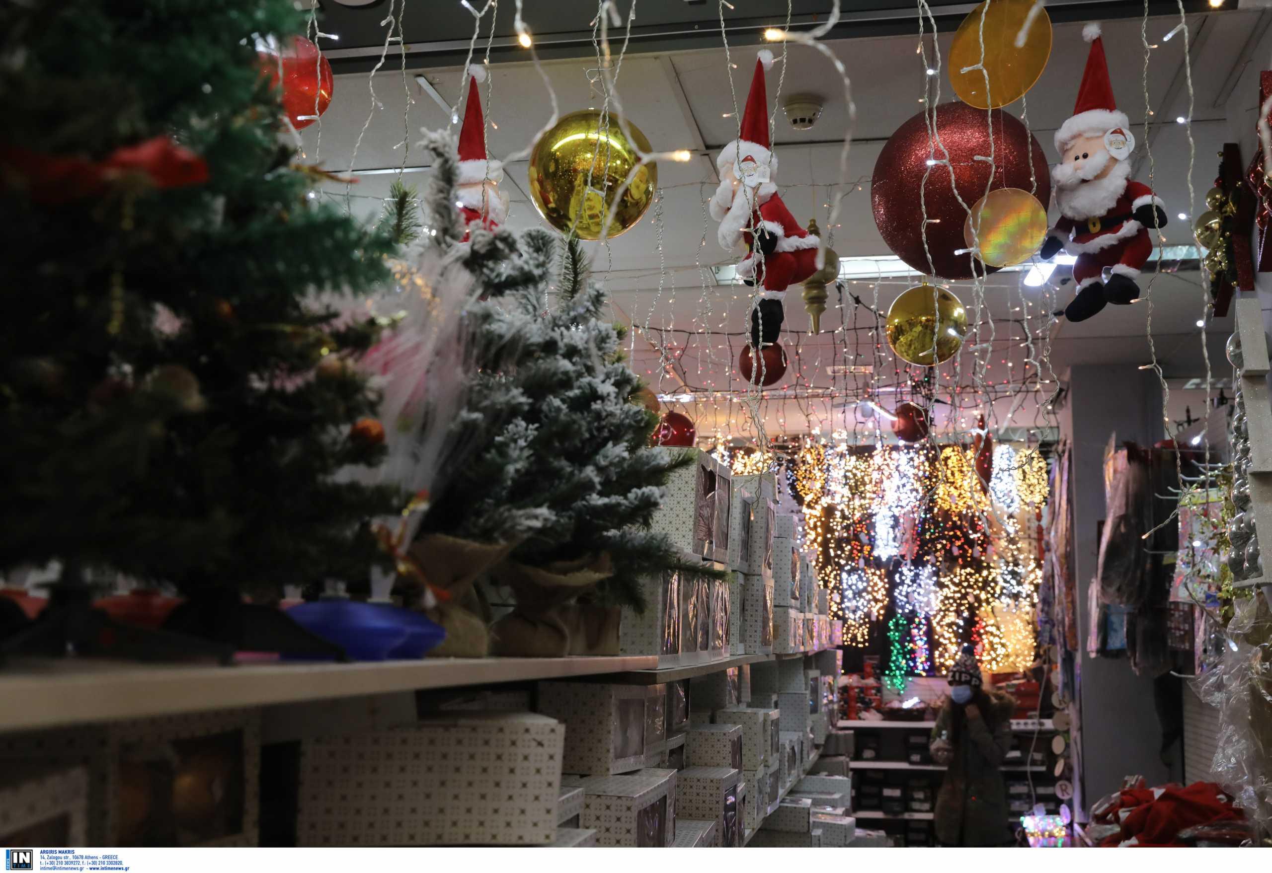 Αγωνία για τον εφησυχασμό των Χριστουγέννων – Νέο «όχι» για αλλαγή στο ωράριο απαγόρευσης της κυκλοφορίας