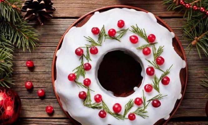 Φτιάξτε το πιο τέλειο χριστουγεννιάτικο gingerbread κέικ!