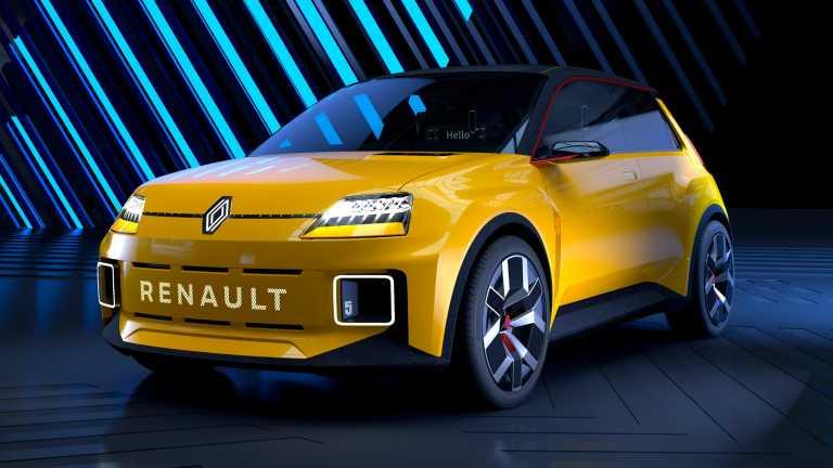 Το θρυλικό Renault 5 επιστρέφει και οι πρώτες εικόνες δείχνουν ότι θα είναι… κουκλί! [vid]