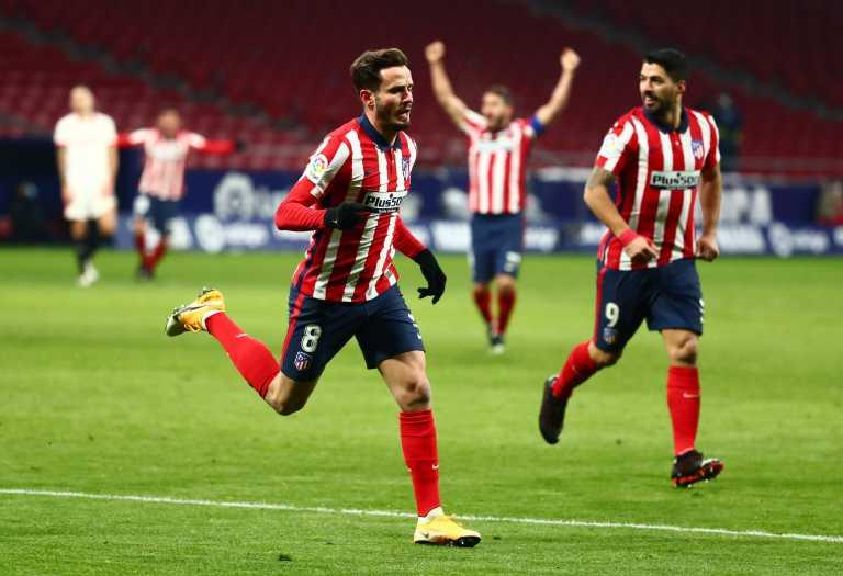 La Liga: Η Ατλέτικο «καθάρισε» τη Σεβίλλη και «καλπάζει» προς τον τίτλο (videos)