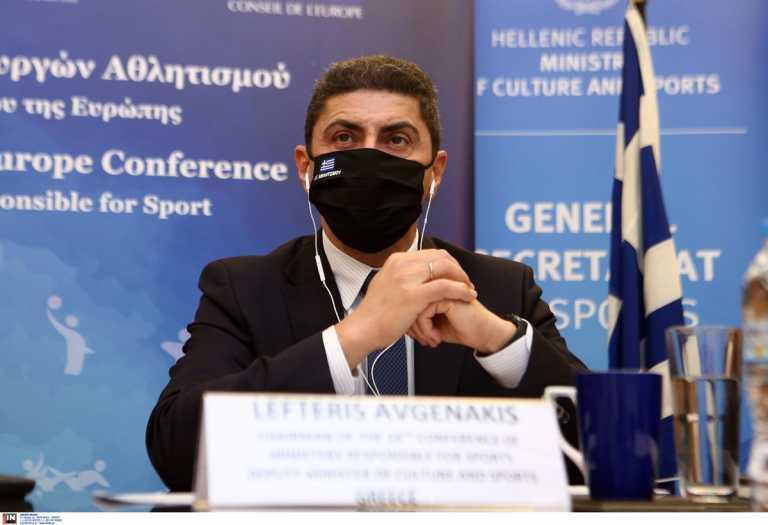 Αυγενάκης: Ζήτησε δικαιοσύνη και να ανοίξουν κι άλλα στόματα, παίρνοντας θάρρος από την Μπεκατώρου