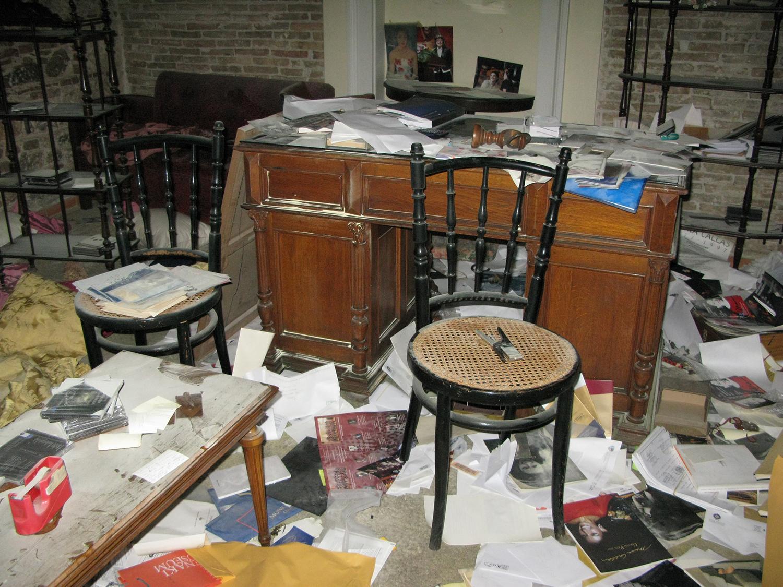 Βάνδαλοι ρήμαξαν το Ωδείο Athenaeum – Εικόνες σοκ