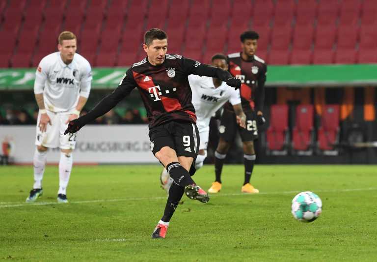 Bundesliga: Ακάθεκτη η Μπάγερν πριν τη χειμερινή  διακοπή – «Δράμα» για την Σάλκε (video)