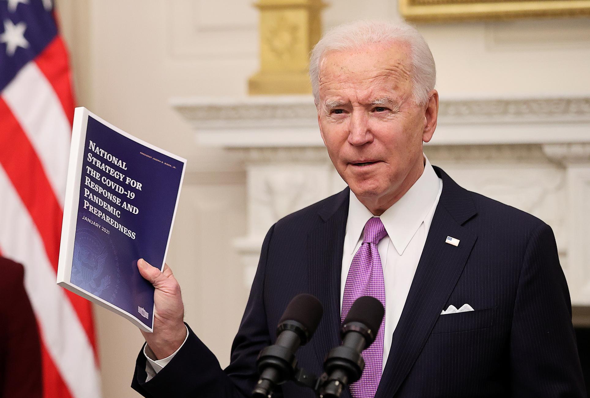Τζο Μπάιντεν: Αναθεωρεί συνολικά την πολιτική των ΗΠΑ για τη Μέση Ανατολή