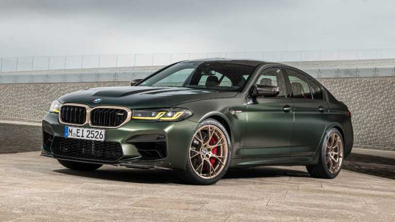 M5 CS: Το ισχυρότερο μοντέλο στην ιστορία της BMW [vid]