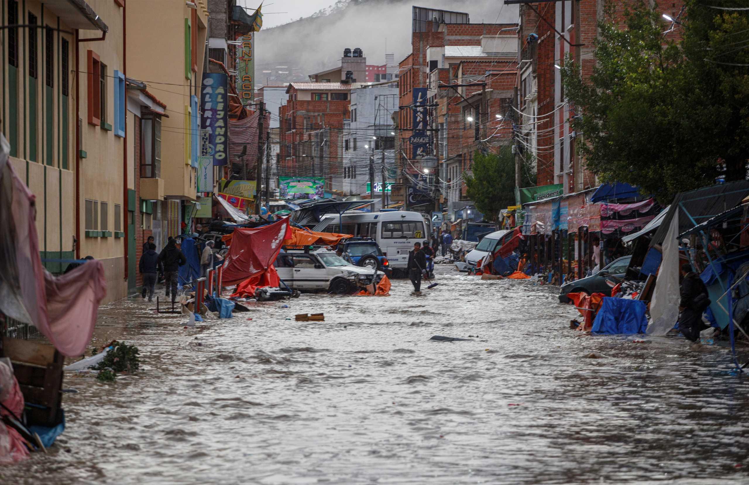 Η κλιματική αλλαγή απειλεί την ανθρωπότητα: 480.000 άνθρωποι σκοτώθηκαν σε 20 χρόνια λόγω ακραίων καιρικών φαινομένων