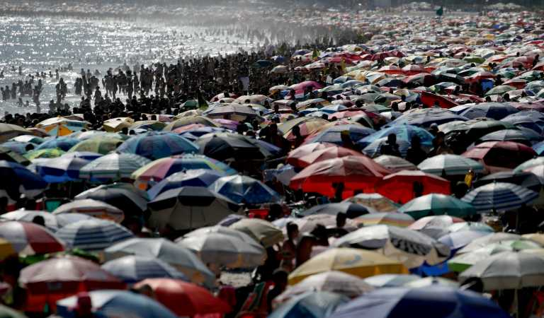Βραζιλία – κορονοϊός: Σχεδόν 24.000 κρούσματα και 452 θάνατοι σε μία μέρα