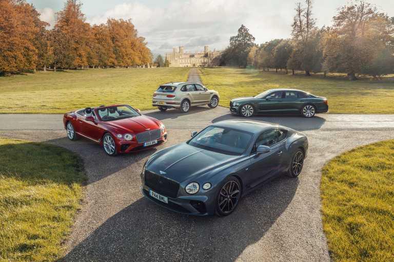 Bentley: Ρεκόρ πωλήσεων το 2020 παρά την πανδημία
