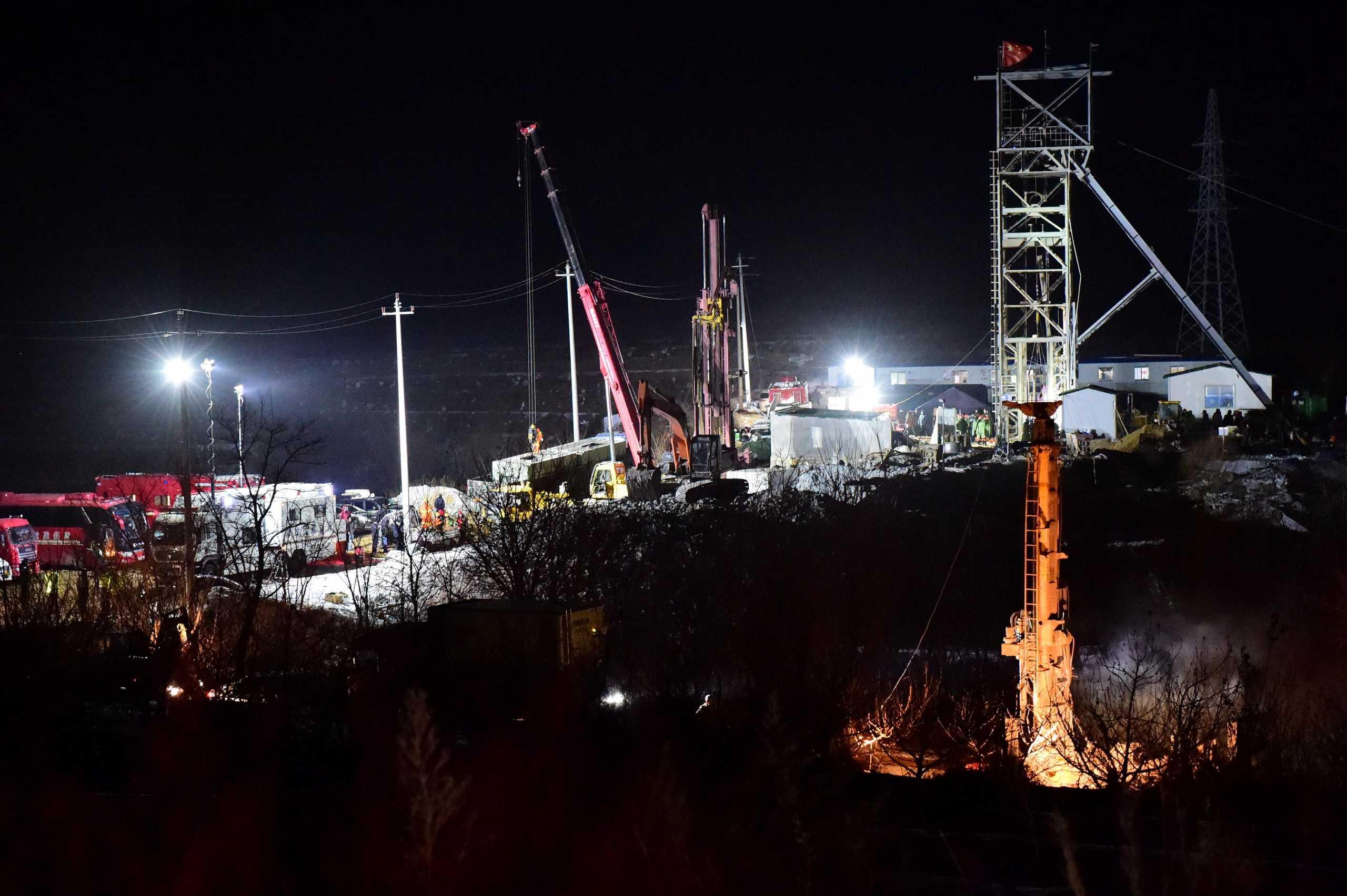 Συγκλονιστικό: Εργάτες παγιδευμένοι μια εβδομάδα σε ορυχείο κατάφεραν να στείλουν μήνυμα στους διασώστες (pics, vid)