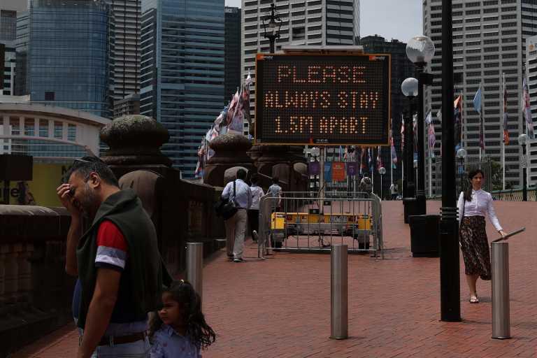 Αυστραλία: 10η συνεχόμενη ημέρα χωρίς τοπικά κρούσματα κορονοϊού
