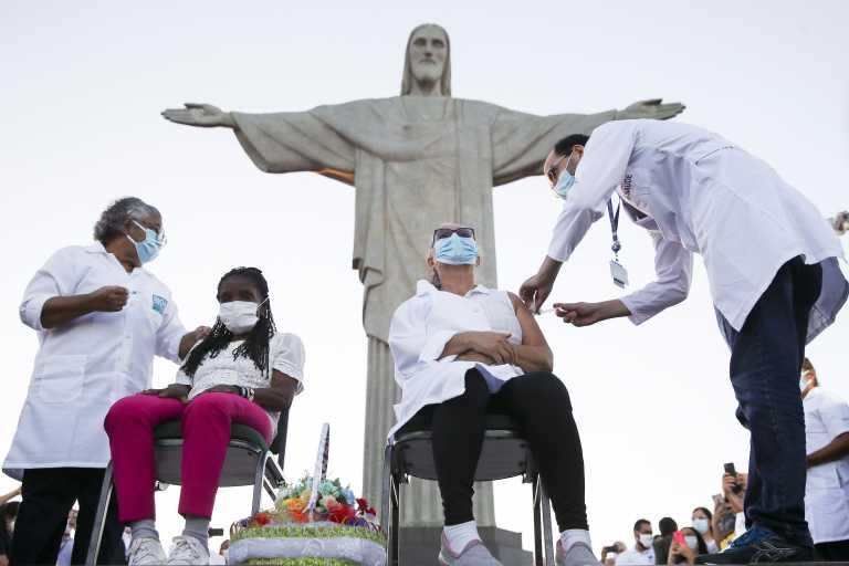 Σαρώνει στη Λατινική Αμερική ο κορονοϊός: Χιλιάδες κρούσματα σε Βραζιλία, Μεξικό και Χιλή