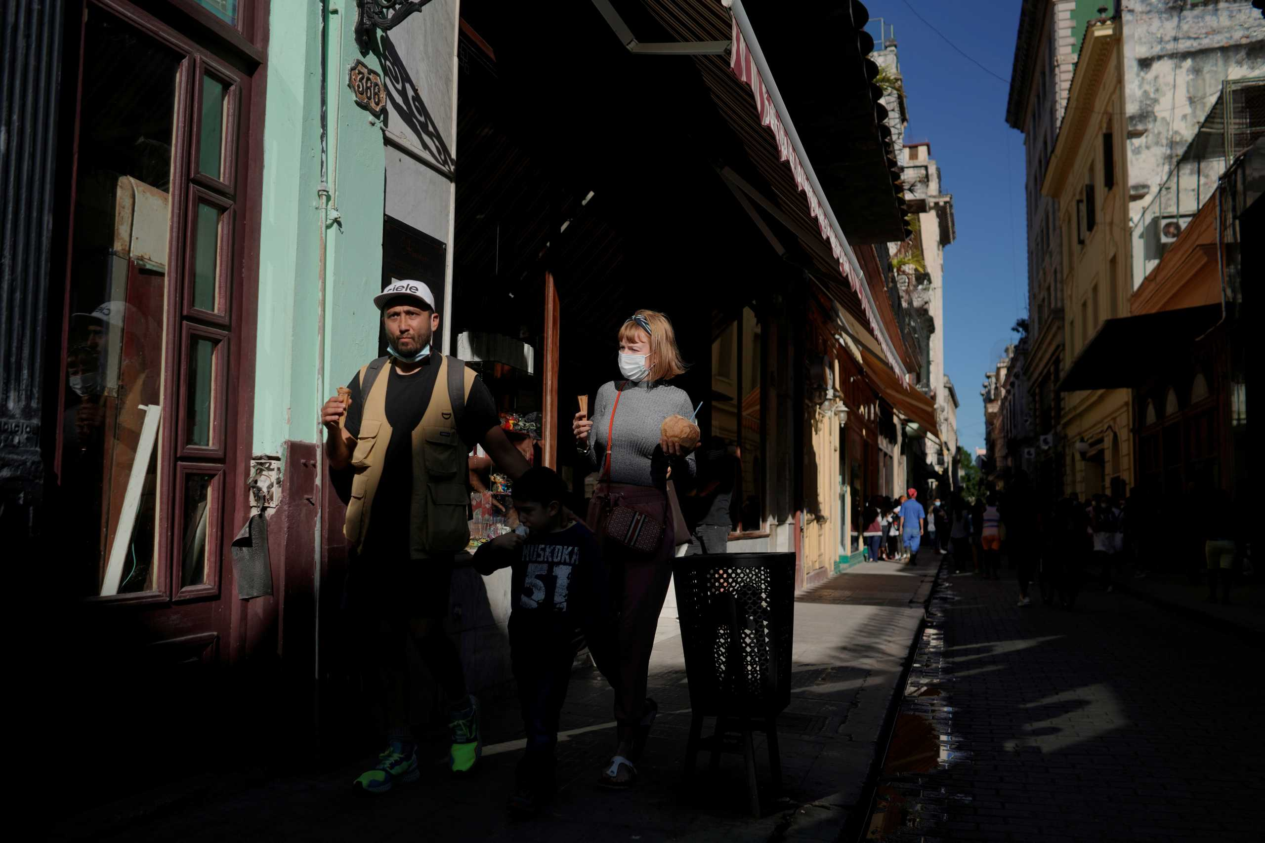 Κούβα: 567 κρούσματα κορονοϊού σε μια μέρα – Η Αβάνα το επίκεντρο της πανδημίας