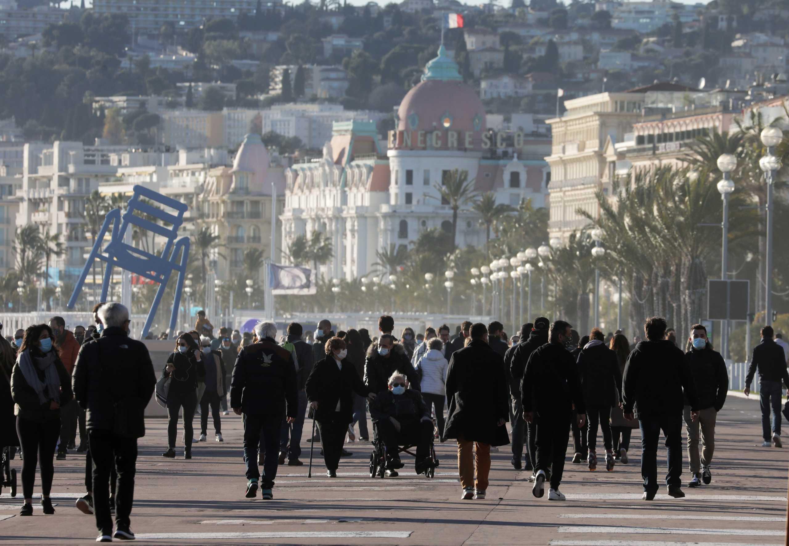 Γαλλία: Τρίτο lockdown τον Φεβρουάριο εισηγείται ο επιστημονικός σύμβουλος της κυβέρνησης
