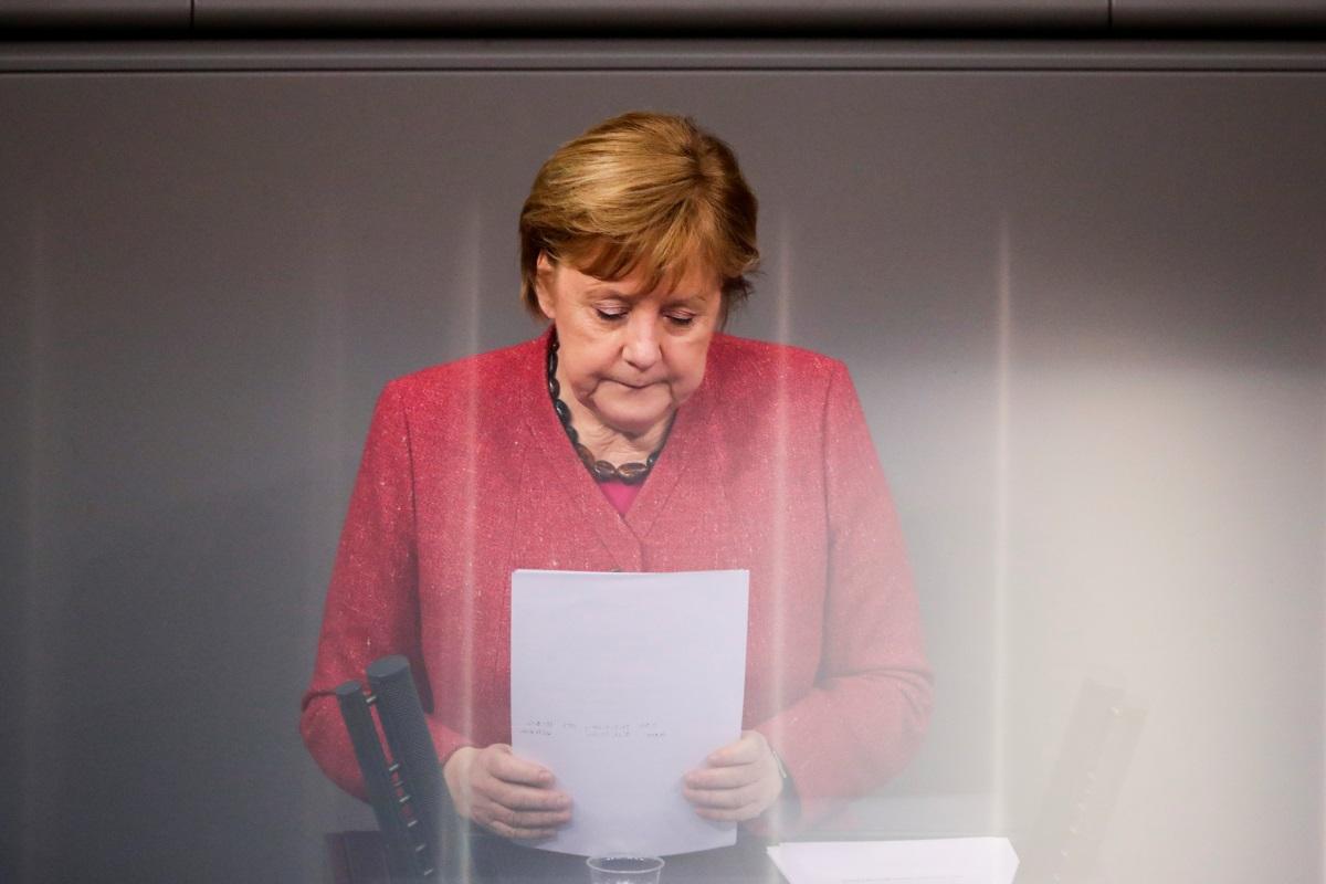 Spiegel: Παρατείνεται το lockdown και γίνεται πιο αυστηρό σε περιοχές με έξαρση των κρουσμάτων