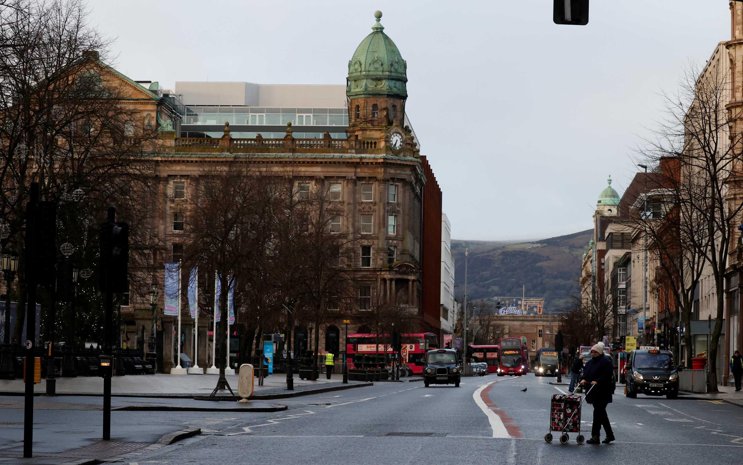 Κορονοϊός: Σε lockdown η Ιρλανδία μέχρι και τον Μάρτιο