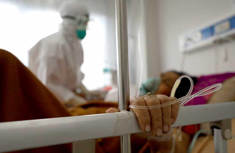 Ρωσία: 383 νεκροί και πάλι από 11.500 νέα κρούσματα κορονοϊού