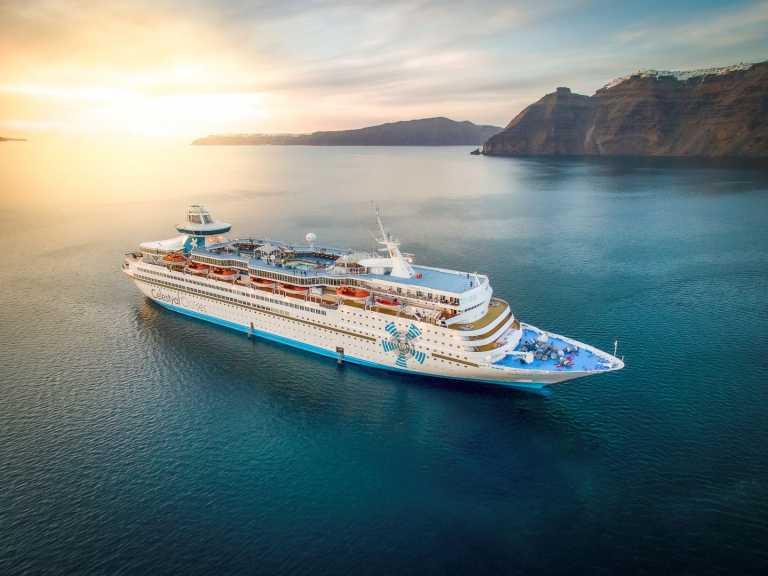 Πρεμιέρα στην κρουαζιέρα από το νέο λιμάνι του Λαυρίου για τη Celestyal Cruises