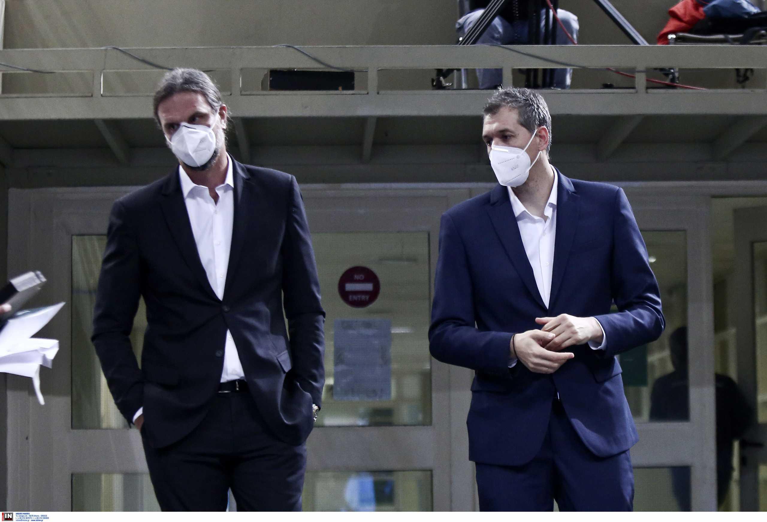 Παναθηναϊκός – Ζενίτ: Αποχώρησε πριν τη λήξη ο Διαμαντίδης (video)