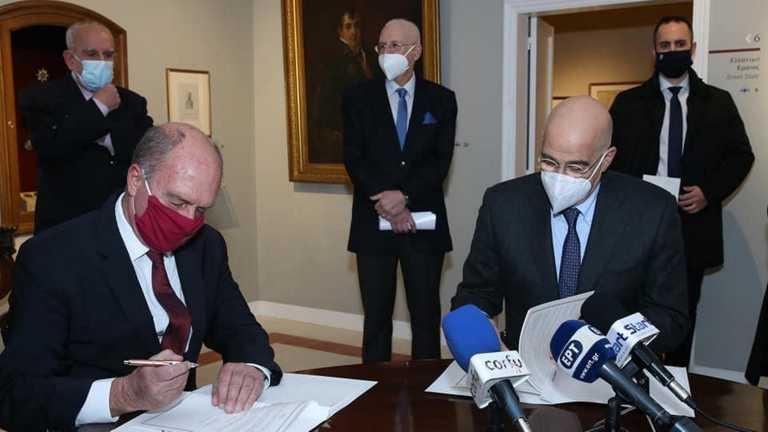 Δένδιας: «Δεσμευόμαστε να τιμήσουμε τη μνήμη του πρώτου Κυβερνήτη της Ελλάδας, Ιωάννη Καποδίστρια»