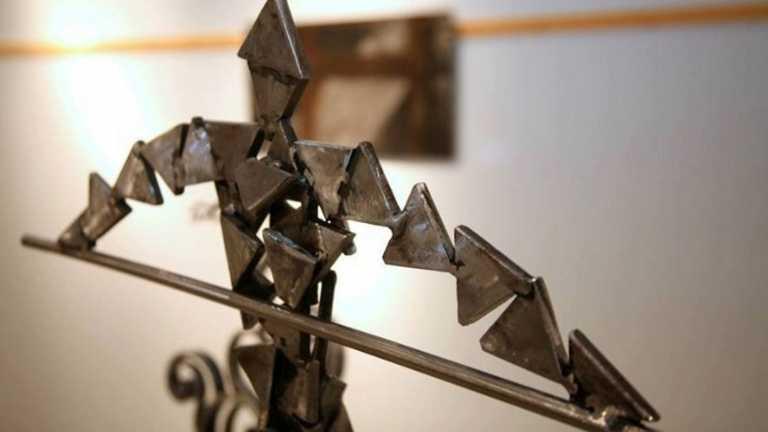 Κατερίνη: Δον Κιχώτης από φτυάρια και γρανάζια προσελκύει διεθνές ενδιαφέρον