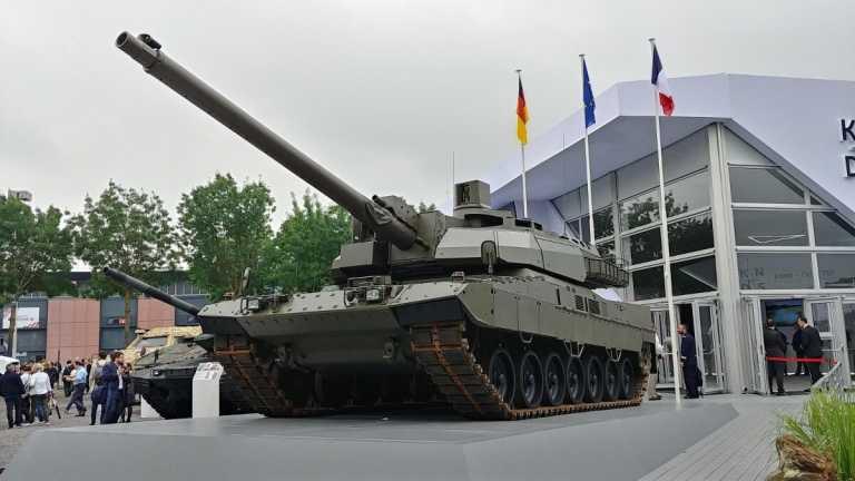 Eurotank: Το ευρωπαϊκό άρμα μάχης νέας γενιάς ελκύει και παράλληλα προβληματίζει τους Βρετανούς