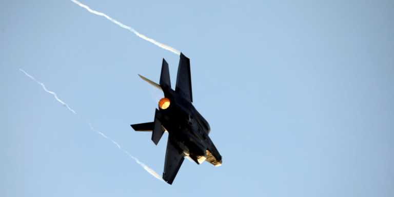 F-35: Έκθεση «βόμβα» του Πενταγώνου των ΗΠΑ «αδειάζει» τα stealth μαχητικά τους!
