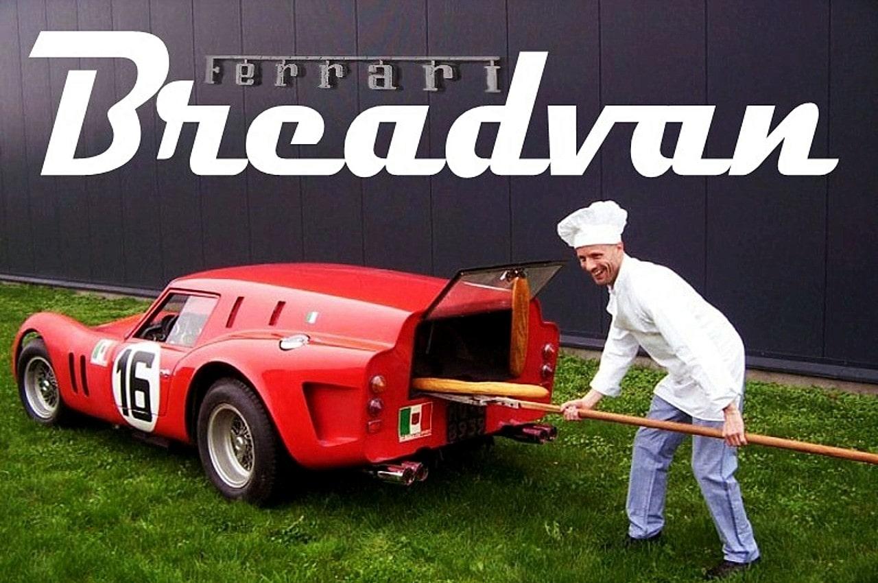 H Ferrari του… φούρναρη επιστρέφει! [pics & vid]
