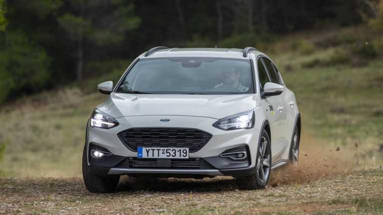 Δοκιμάζουμε το υβριδικό crossover Ford Focus Active 1.0 [pics]